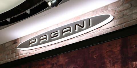 Pagani preparing for electric future - report