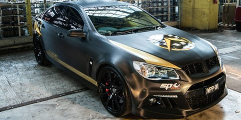 Walkinshaw Racing Limited Edition : V8 supercharger pack boosts HSV to 550kW, Holden to 500kW