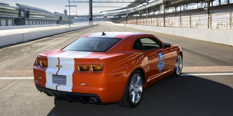 2010 Camaro Indy 500 Pace Car limited edition replicas
