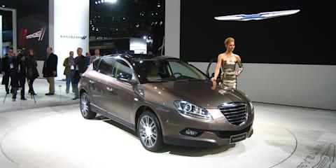 Lancia back Down Under says CEO, Chrysler Australia tight-lipped