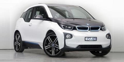 2016 BMW I3 Hybrid review