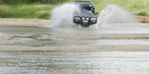 2001 Nissan Patrol Ti (4x4) Review