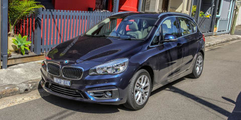 2015 BMW 2 Series Active Tourer Review :: LT1