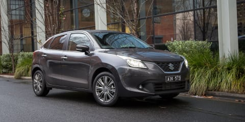 2016 Suzuki Baleno GLX Turbo Review