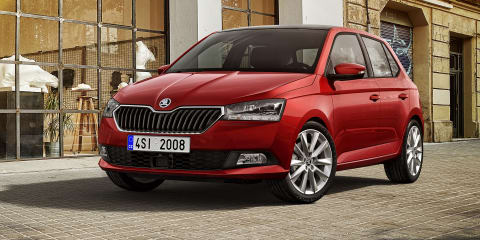 2018 Skoda Fabia revealed for Geneva show