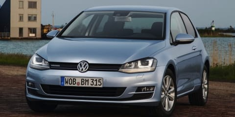 Volkswagen Golf TDI BlueMotion: 3.2L/100km hatch not for Oz