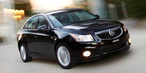 Holden Cruze set to premiere new GM global platform