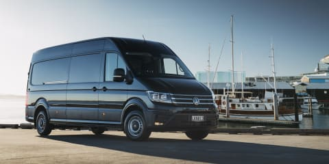 2018 Volkswagen Crafter pricing and specs
