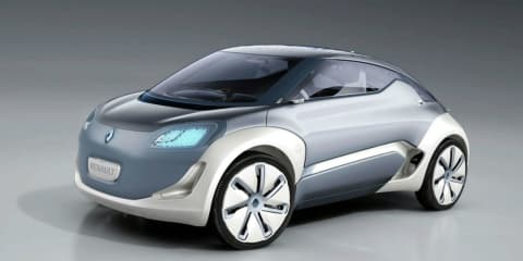 Renault Zoe Electric car name to be changed?