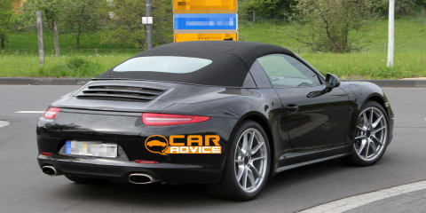 Porsche 911 Targa: iconic roof design returns