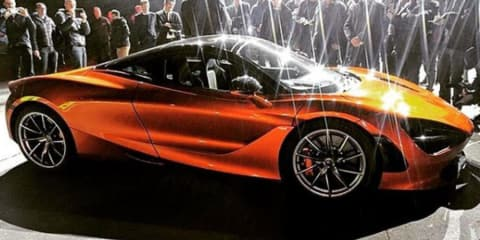 McLaren 650S successor revealed in 'leaked' photo