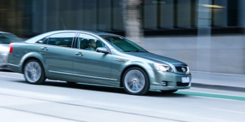 2014 Holden Caprice V Review