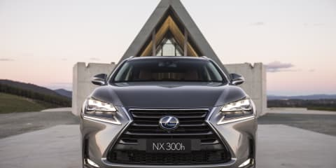 """Traditional Lexus buyers """"love"""" the company's bold new design, says chief"""
