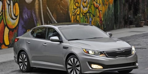 2011 Kia Optima coming to Australia