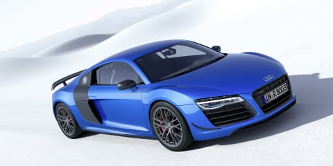Audi R8 LMX priced at $440,000 for December arrival