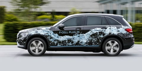 Mercedes-Benz fuel-cell future uncertain