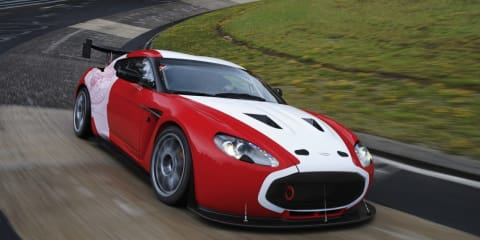 Video: Aston Martin V12 Zagato ready for Nurburgring 24hr