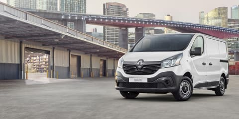 2019 Renault Trafic Trader Life arrives at $29,990 d/a