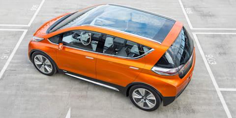 Chevrolet Bolt : Internal Korean concept completed by Aussie designers
