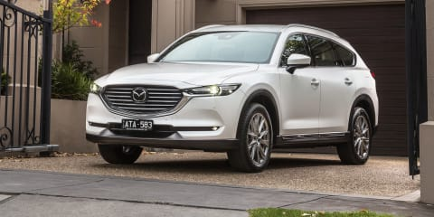 2018 Mazda CX-8 pricing and specs: official