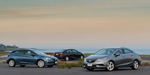 2017 Holden Astra sedan review