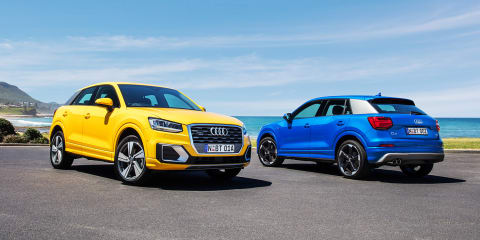 Audi wary of 'youth focused' styling: older buyers find it appealing too