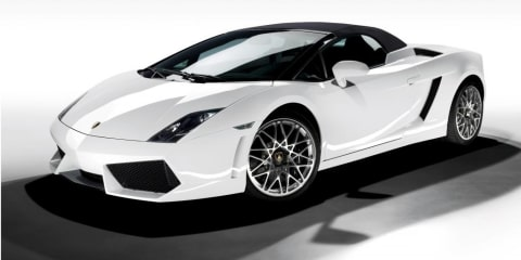 Lamborghini LP560-4 Spyder at MIMS