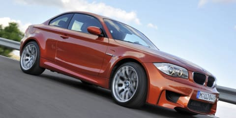 BMW 1 Series M Coupe here in June, 100 only