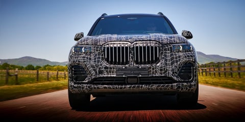2019 BMW X7 review