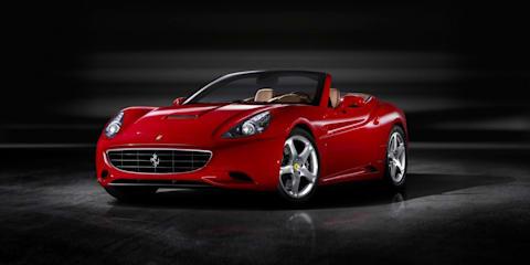 1961 Ferrari California AUD$11million auction record