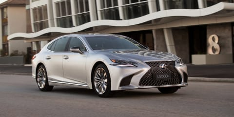 2018 Lexus LS review
