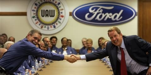 Ford cuts debt by $US4B through UAW repayment