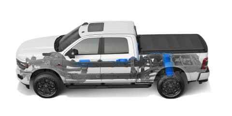 2019 Ram 2500, 3500 Heavy Duty revealed