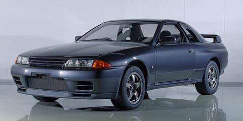 Video: Watch a Nissan Skyline GT-R R32 undergo a factory restoration