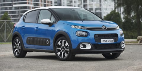 2018 Citroen C3 arrives from $23,490