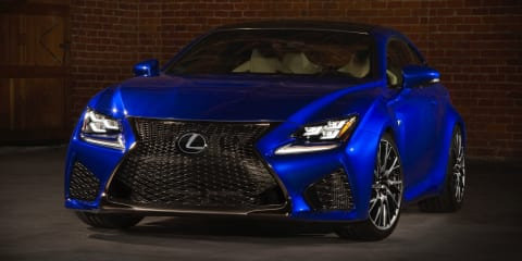 Lexus RC F engineer rejects turbo, pushes for more grunt from 5.0-litre V8