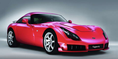 TVR: British brand draws to a close