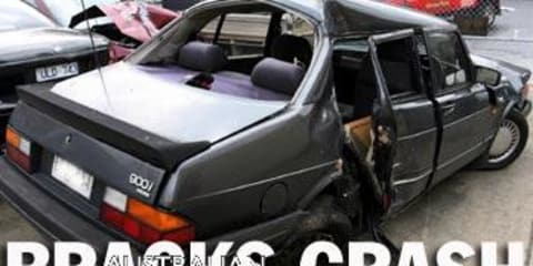 Nick Bracks - Drunken Car Accident