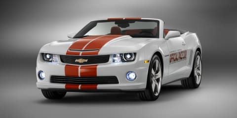 2011 Chevrolet Camaro SS Indy 500 Pace Car special edition