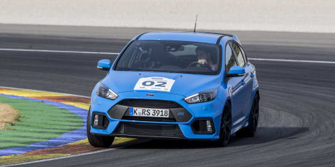 2016 Ford Focus RS Review:: Track Test