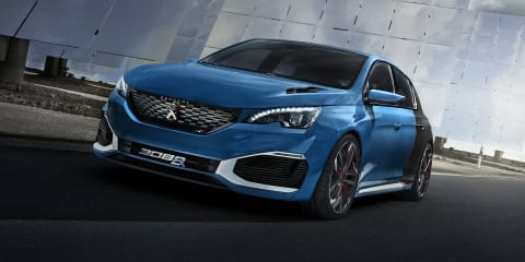 Peugeot: 'You buy the car then choose the powertrain'
