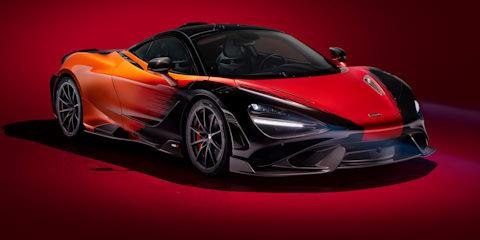 2020 McLaren 765LT revealed - UPDATE