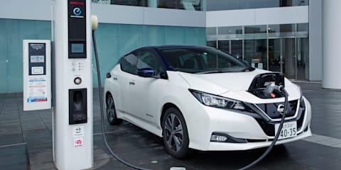 Nissan Leaf: Global sales on the rise