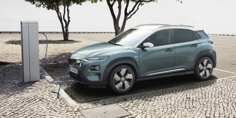2020 Hyundai Kona Electric updates announced - UPDATE