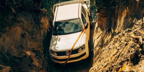 2016 Volkswagen Amarok Review —Weipa to Cape York along the Old Telegraph Track