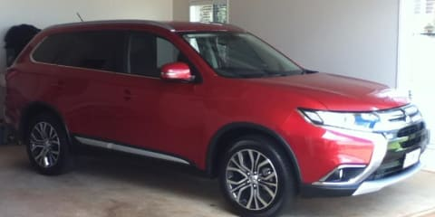 Mitsubishi Outlander: Review, Specification, Price | CarAdvice