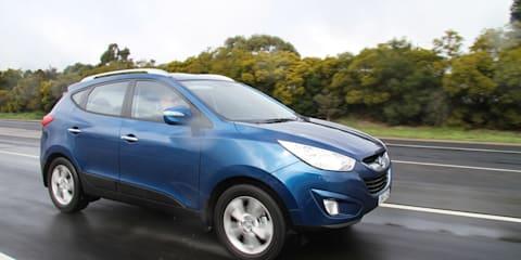 Hyundai ix35 EcoDrive - Melb-Adel-Melb - Day 1