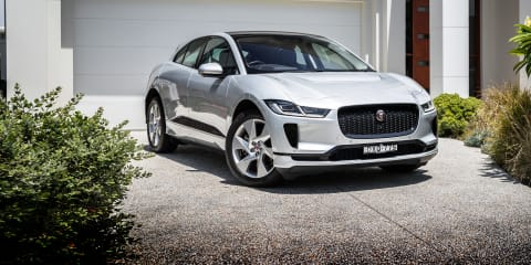 2019 Jaguar I-Pace EV400 SE review