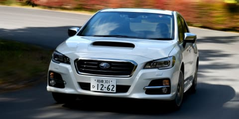 2016 Subaru Levorg GT Review