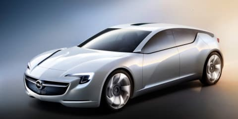 Opel working on large car to sit above Insignia